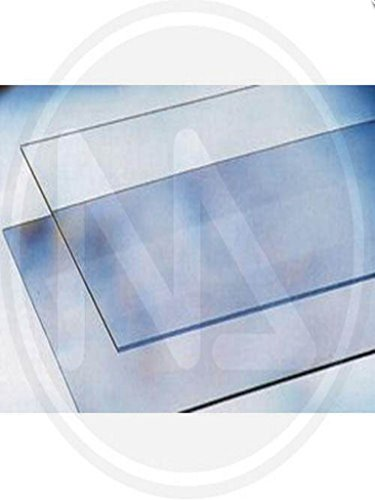 Vetro Sintetico Trasparente in Lastra Maurer 500x1000 mm spessore 2 mm