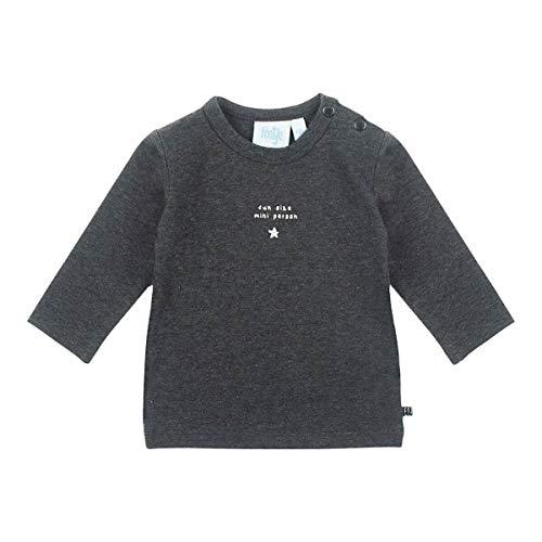 Feetje T-shirt à manches longues Mini Person top bébé vêtements bébé, anthracite
