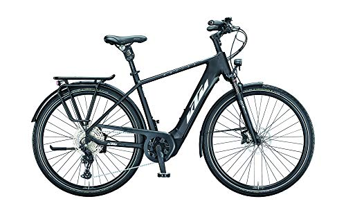 KTM MACINA Style XL Herren E-Bike Pedelec 2021, Farbe:schwarz, Rahmenhöhe:60 cm, Akku:625 Wh