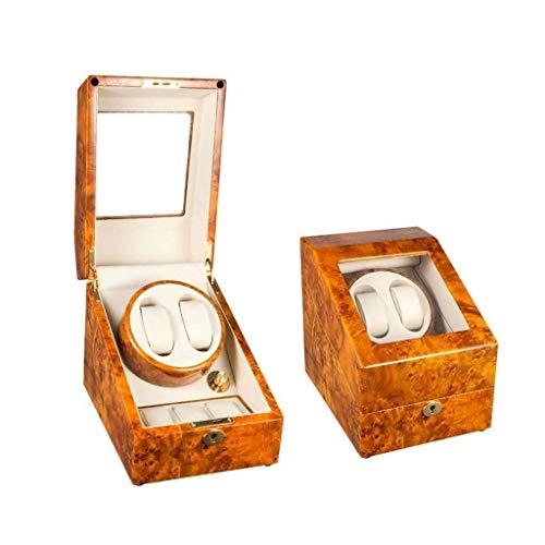 LKAIBIN Hogar automático Watch Winder Caja, for 2 + 3 Reloj de...