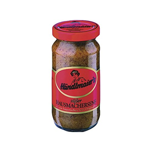 Händlmaier mostaza dulce 200ml