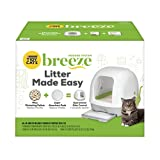 Purina Tidy Cats Hooded Litter Box System, Breeze Hooded System...