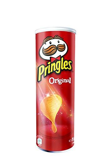 Pringles Original, paquete de 6 (6 x 165 g)