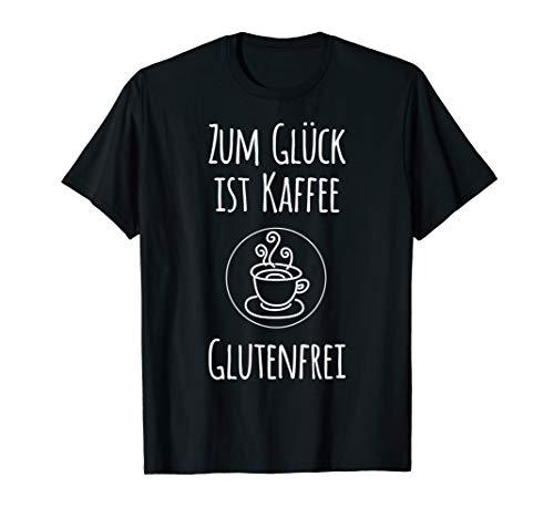 Kaffee Glutenfrei Weizenunverträglichkeit Geschenkidee T-Shirt