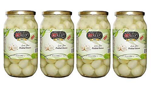 Al Reef Pickled Onions Kosher 4 Jars 35oz ال - 55% OFF 1 000g each Japan Maker New