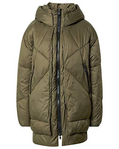 Canadian Classics Eugenie Mid Down Jacket Mantel grün (L)