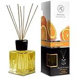 Aromatika Raumduft Reed Diffuser 200ml mit Orange Öl - Intensiv