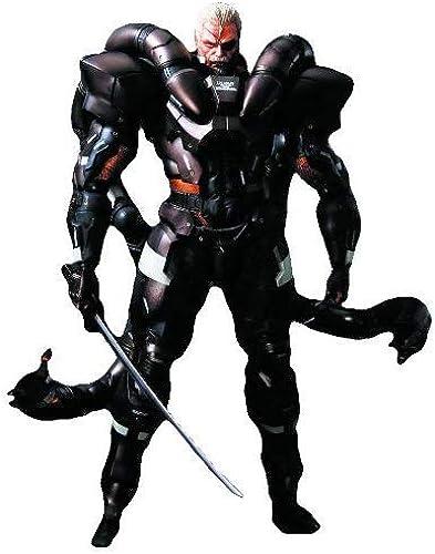 el mas de moda Square Enix Metal Gear Solid Solid Solid 2  Play Arts Kai Solidus Serpiente Figura de acción  mejor calidad mejor precio