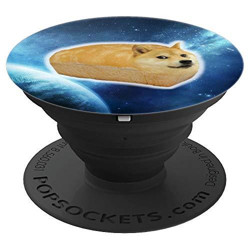 Fashion Shiba Inu Doge Bread Meme Dog Mobile Phone Popsocket