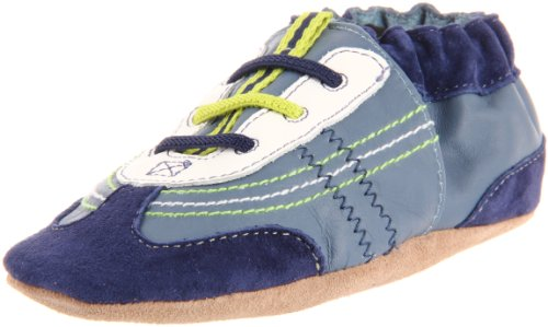 Robeez By Stride Rite - TB40606 - Chausson & Chaussure - Braedon - 24-36 mois