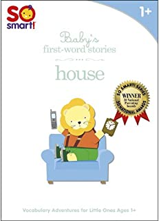 So Smart! First Word Stories: House