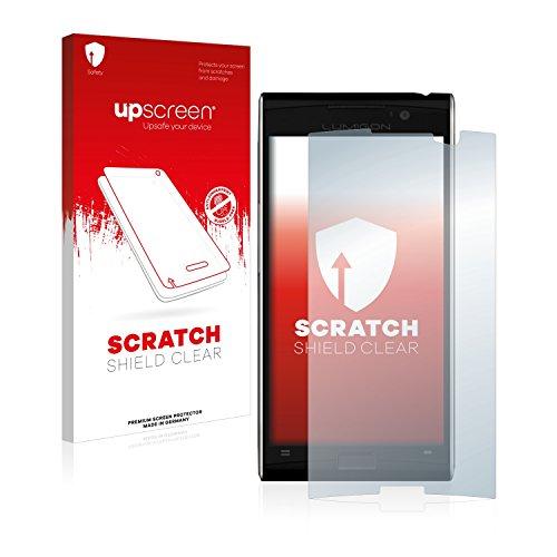 upscreen Schutzfolie kompatibel mit Lumigon T3 – Kristallklar, Kratzschutz, Anti-Fingerprint
