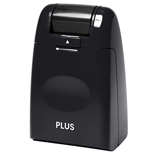 Guard Your ID Identity Protection Stamp Roller Identity Theft Prevention Security Stamp Mask Out Private Information Black (70123)