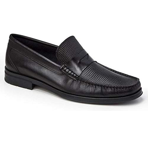 Sandro Moscoloni Siena Penny Loafer - Black - 9.5D