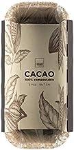 H&H CACAO - Jeu de 3 moules à crêpes en papier antiadhésif, Kit de moules en matériau recyclable, naturel, biodégradable, ...