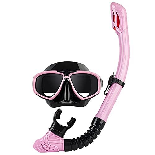 nunca te rindas Equipo De Snorkel, Boquilla, Snorkel, Traje De Snorkel De Snorkel De Snorkel Completo, Máscara, Máscara De Snorkel, Máscara De Buceo Gratis(Color:A)