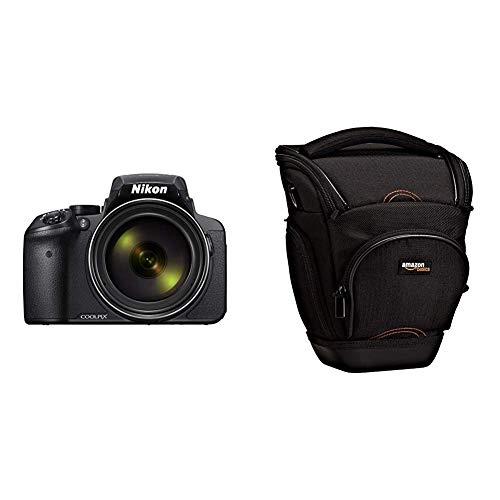 Nikon Coolpix P900 - Cámara compacta de 16 MP (Pantalla de 3', Zoom óptico 83x,...