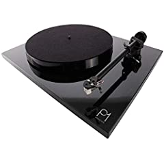 The Rega Planar 1 turntable features a brand new RB110 tonearm built with the new Rega designed, bespoke, zero play bearings with ultra-low friction performance (Patent Pending). Every single aspect of the Planar 1 has been meticulously designed to i...