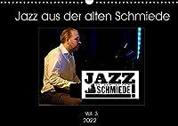 Jazz in der alten Schmiede Vol.3 (Wandkalender 2022 DIN A3 quer): Musikerportraets aus einem der renomiertesten Jazzclubs Deutschlands (Monatskalender, 14 Seiten )