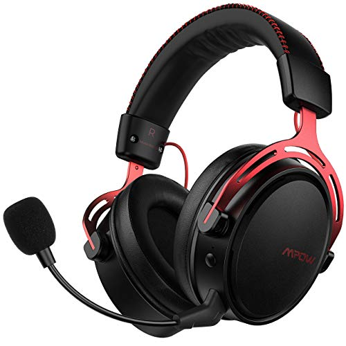 Mpow Auriculares Gaming para PS4, PC, Xbox One, Estéreo Cascos...