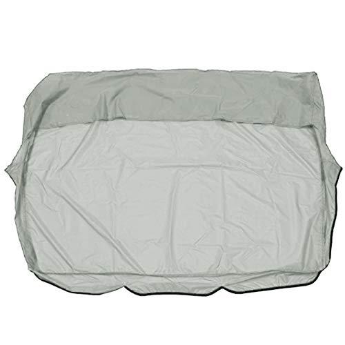 POHOVE - Coprisedile per dondolo, per sedia a dondolo, per 3 posti, di ricambio per dondolo, protezione per sedia a dondolo, per patio, 150 x 50 x 10 cm