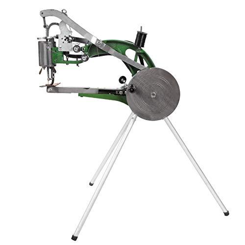SHIJING Hand Typ halbautomatisches Handbuch Metall Nylon/Cotton Linie Schuhmacher Nähmaschine tragbarer Lederschuh Making Ausrüstung Kit