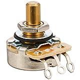 SCUD 可変抵抗器 CTS製ポット インチサイズ ショートソリッドシャフト 250KΩ Aカーブ CTS-A250-SS