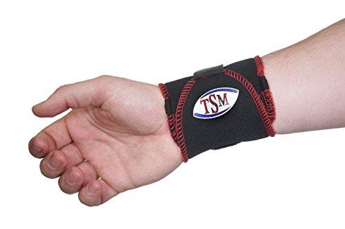 TSM Sportbandage Handgelenkmanschette Pro offen, S/M, 2215