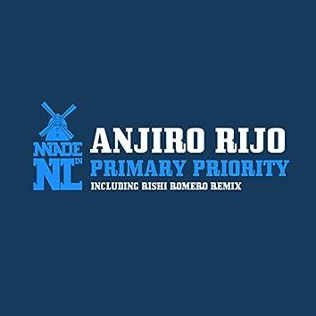 Primary Priority