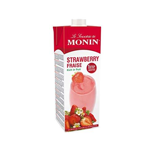 Monin Strawberry Smoothie 1 Litre