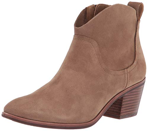 UGG Kingsburg Ankle Bootie, Coffee Grounds, Size 7.5