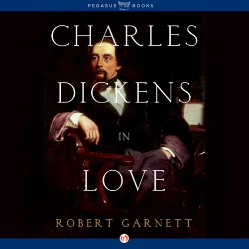 Charles Dickens in Love audiobook cover art