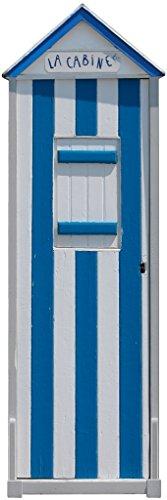 Décoration adhésive Grand format 3XL 803919 Autocollant Adhésif, Polyvinyle, Bleu Et Blanc, 57,5 x 0,1 x 175 cm