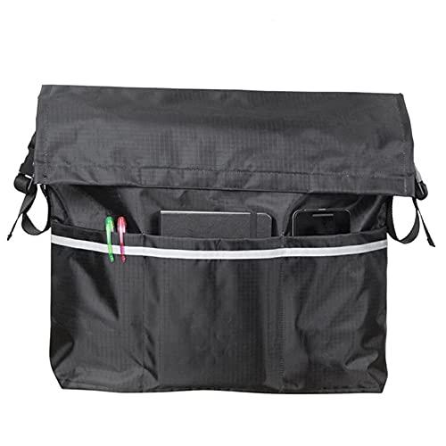 Niazi Bolsa portátil para silla de ruedas con correa ajustable multifuncional universal colgante bolsa de almacenamiento para mujeres y hombres
