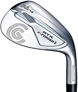 Cleveland GOLF(クリーブランドゴルフ) RTX F-FORGED II ウエッジ N.S.PRO 950GH シャフト 52-12 スチール メンズ 右 ロフト角:52度 フレックス:S
