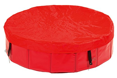 Karlie Doggy Pool Cover, 118 x 13 cm, rot