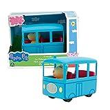 Giochi Preziosi Peppa Pig Escuela Bus Vehículos Serie 4, Multicolor (PPC15F02)