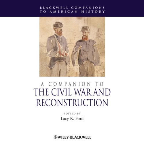 A Companion to the Civil War and Reconstruction audiobook cover art