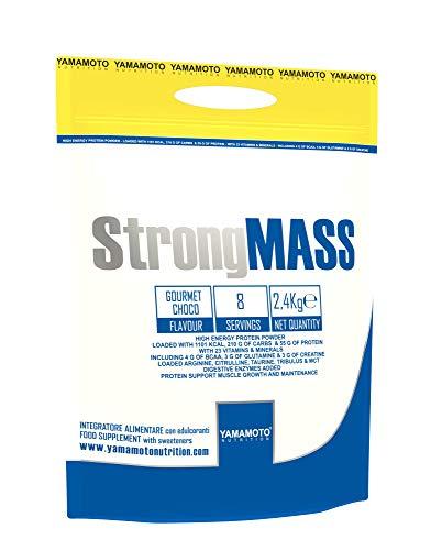 Yamamoto Nutrition StrongMASS, Vanilla, 2.45 kg