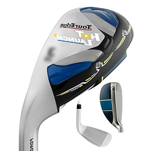 Tour Edge Women's Hot Launch 2 Iron-Wood (Ladies, Left Hand, Graphite,...