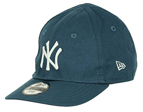 New Era New York Yankees Cap New Era MLB Kinder Baby Kappe Verstellbar Baseball Cap Blau - Infant