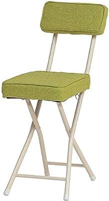 折りたたみ椅子 29.5x47x76.5cm グリーン ST-3254GR