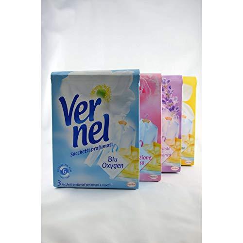 Vernel Bolsas perfumadas 3 unidades perfumadas mixtas
