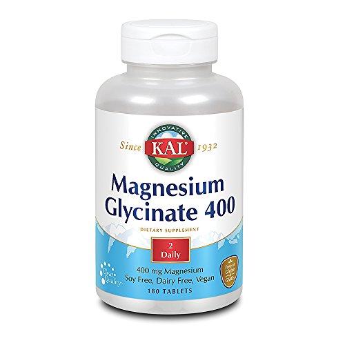 KAL Magnesium Glycinate - 400 mg