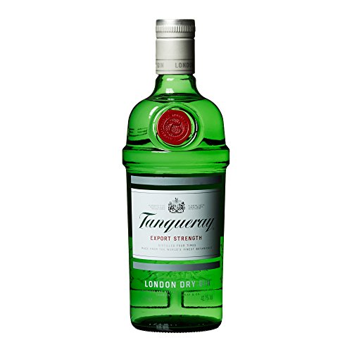 Tanqueray London Dry Gin (1 x 0.7 l)