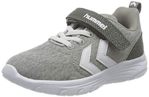 hummel Unisex-Kinder PACE JR Sneaker, Alloy,30 EU