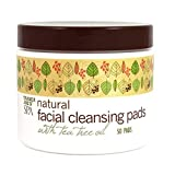 Trader Joe's Spa Natural Facial Cleansing Pads with Tree Oil