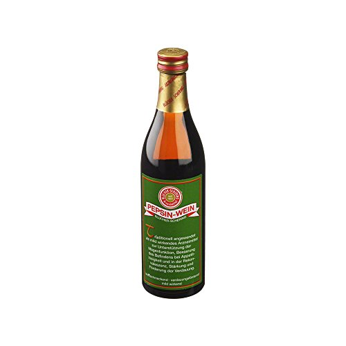 PEPSINWEIN Bluecher Schering,350 ml