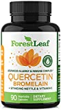 Quercetin 500mg with Bromelain, Vitamin C and...
