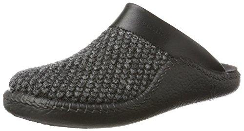 Romika Damen Mokasso 130 Pantoffeln, Grau (grau-Kombi (711), 36 EU